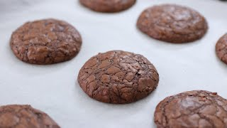 Fudgy Brownie Cookies Recipe