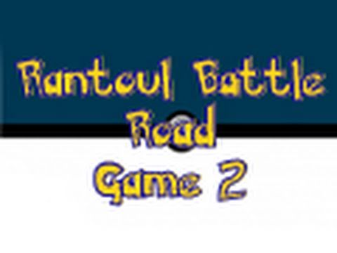 Pokemon Trading Card Game Match: Rantoul, IL Battle Road Game 2
