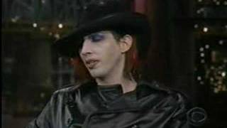 Marilyn Manson-Disastrous interview