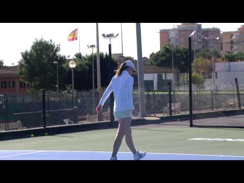 guillermo vilas tennis academy WTA players