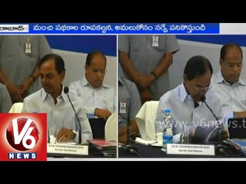 CM KCR Full Speech at 14th Finance Commission meeting