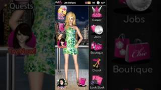 """Style Me Girl Level 61 """"Accent Color"""""""
