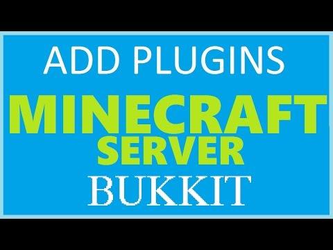 How to: Get Bukkit - 2016 (Minecraft Plugins) - [How to add plugins to a Minecraft Server]