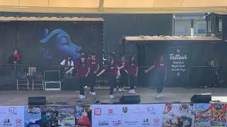 { Studio K } K-pop Club Performance @ Chinese New In The Desert Festival (Wide View)