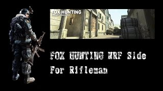 AVAグレ.com 「FOX HUNTING NRF Side」 For Rifleman