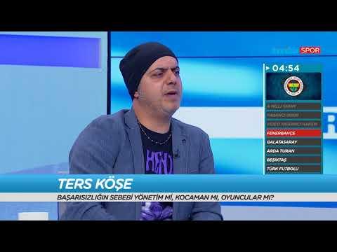 Ters Köşe - 8 Kasım 2017 (Fenerbahçe'nin Aykut Kocaman'la devam etmesi doğru mu?)