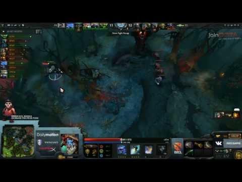 Team Tinker vs Power Rangers Game 2   Dota 2 Champions League EU Final DotaCapitalist  NahazDota