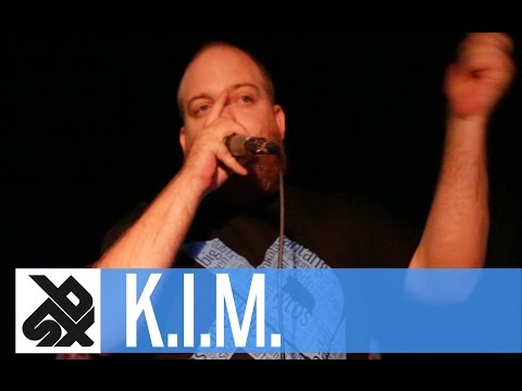 K.i.m. (shadow Sumo)  |  Saint Legends Beatbox Battle  |  Seeding Round video