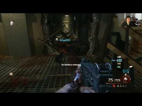 Black Ops 2: Easter Egg Mob of the Dead con JuggerWicho. Tum Tum.y Grupo935