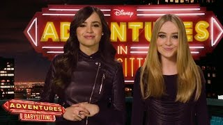 The First 10 Minutes | Adventures in Babysitting | Disney Channel