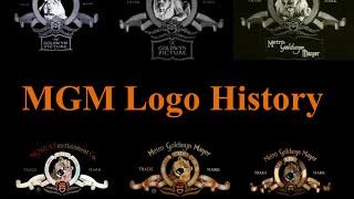MGM Logo History