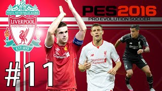 PES 2016-Master League (Liverpool) #11 | WTF!?!? | ☆ SRB/HRV/BIH Gameplay ☆
