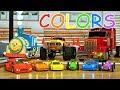 Dessins animés éducatifs de Coilbook France - Les voitures font la course