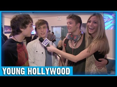 X FACTOR's Emblem3 Answers Fan Questions!
