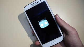 CyanogenMod 12.1 ROM Android 5.1 Lollipop For Samsung Galaxy S3