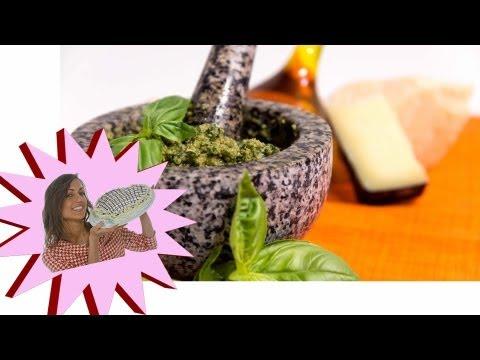 Pesto alla genovese – Le Ricette di Alice