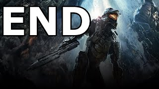 Halo 4 Walkthrough Ending - No Commentary Playthrough (Xbox One)