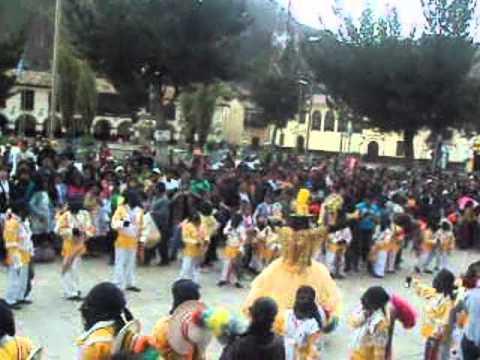 NEGRITOS HUANCAVELICA 2011