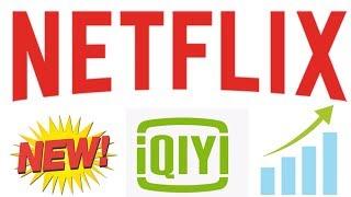 IQ stock the new Netflix stock of China!