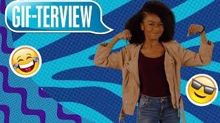 GIF-TERVIEW mit: Skai Jackson | Disney Channel