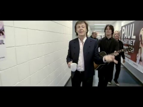 Paul McCartney - A Look Back at 2015