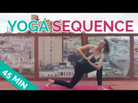 Yoga Sequence 45-Minutes