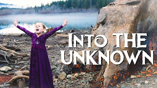 Into The Unknown - 7-Year-Old Claire Crosby (Disney Frozen 2 Cover)