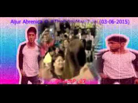 The Ryzza Mae Show Aljur Abrenica 03-06-2015