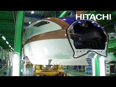 The Creation of Trains Part 1 - Hitachi