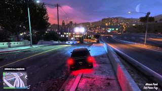 Grand Theft Auto V car not blowing up