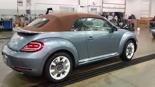 2019 VW Beetle 2.0T Convertible Final Edition SEL