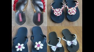 DIY-Summer Beach Flip-Flops