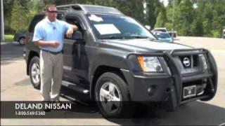 2006 Nissan Xterra 4dr SE V6 Auto 4WD SUV Gray 4x4 n304839a.m4v