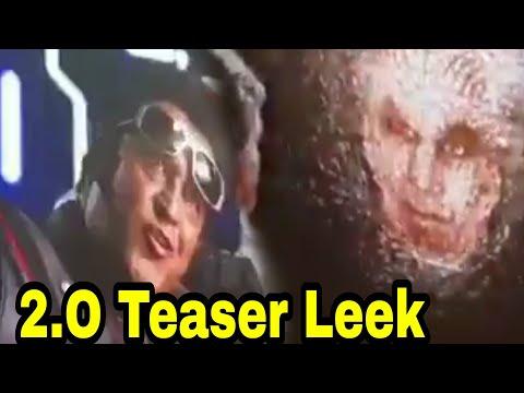 Robot 2.O Viral Teaser, Robot 2.0 Teaser, Akshay Kumar Rajnikant Robor 2.0 Teaser is Leaked,Amy thumbnail