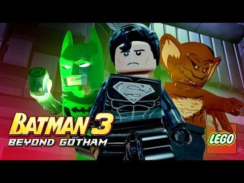 In-Depth w/ LEGO Batman 3's New Characters
