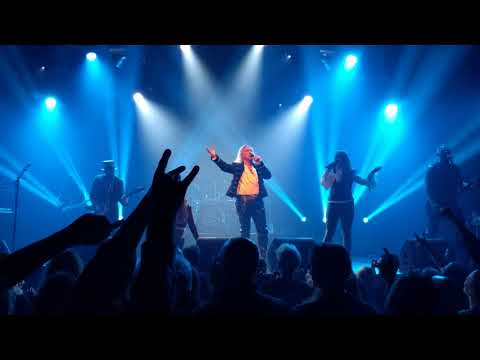 Therion - Lemuria (Live at Melkweg Amsterdam 02-02-2018)