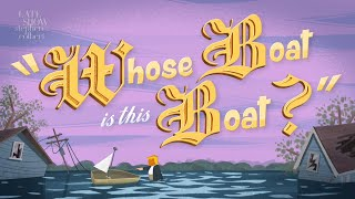 Whose Boat Is This Boat?: An Animated Holiday Classic