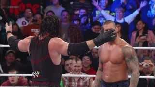 Randy Orton & Team Hell No vs. Wade Barrett & Team Rhodes Scholars: SmackDown, Jan. 18, 2013