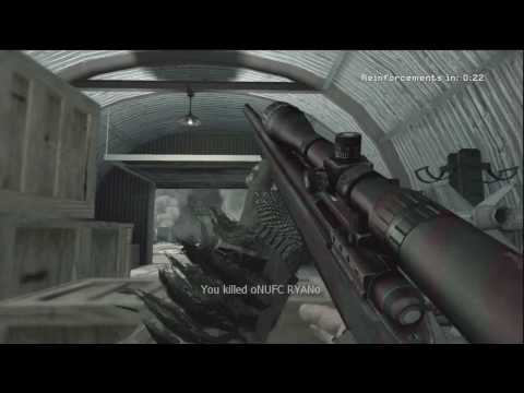 Hardcore Hq Rape | Cod4 | Best Streak Yet? video
