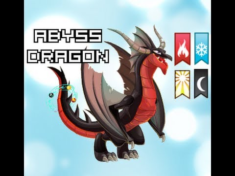 Dragon Breeding on Dragon City Dragon City Abyss Dragon 4
