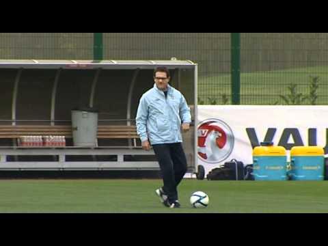 The skill of Fabio Capello