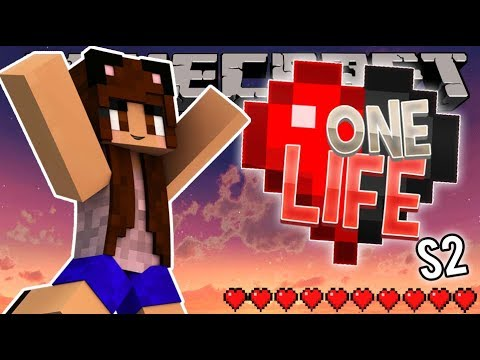 A NEW BEGINNING | Minecraft One Life SMP | Episode 1
