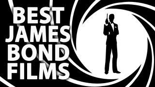 Skyfall - Best James Bond Movies! (+ Skyfall review)