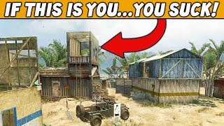 Top 10 Most ANNOYING Camping Spots in Cod History