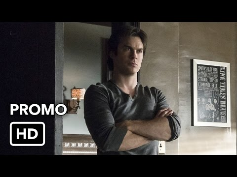 The Vampire Diaries 6x17 Promo a Bird In A Gilded Cage (hd) video