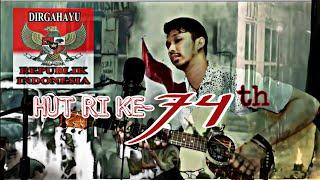 Berkibarlah Bendera Negeriku Cover  original song by Gombloh