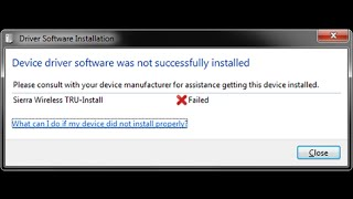 download lagu Device Driver Was Not Successfully Installed Problem  Easy gratis