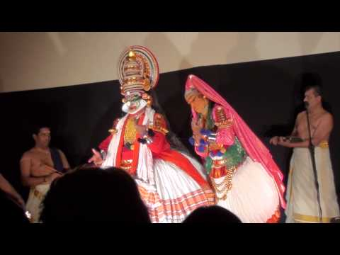 Kathakali Karnasapatham By Kalamandalam Gopi (full) video