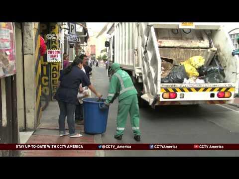 Bogota's Zero Waste Program