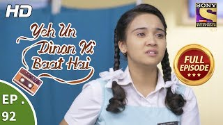 download lagu Yeh Un Dinon Ki Baat Hai - Ep 92 gratis
